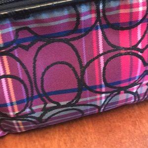 Coach Bags - Coach small makeup case